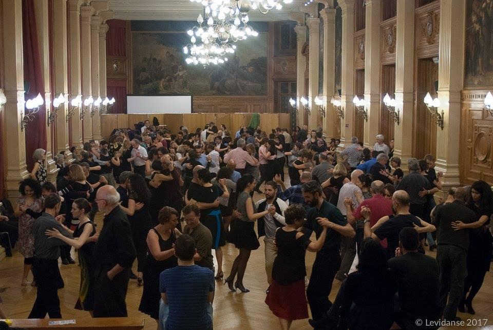 Bal tango pour l'égalité 2017